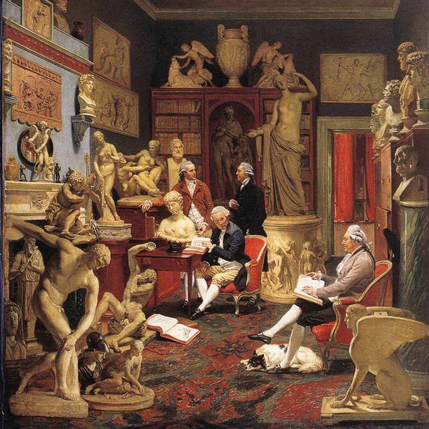 By Johann Zoffany - Web Gallery of Art